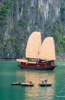 La Chine, un monde de couleurs entre ciel et mer