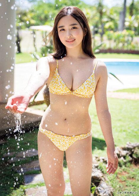WEB Magazine : ( [Young Magazine WEB - Gravure] -  Monthly Young Magazine - 2019 / N°10 - Mei Fukuda, Aika Sawaguchi, Koharu Ito & Oto Abe  )
