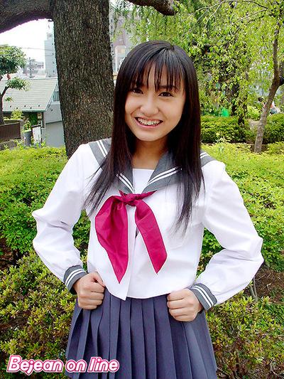WEB Gravure : ( [Bejean On Line] - | 2004.06 私立Bejean女学館 | Kumi Hoshi/星くみ )
