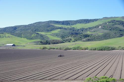 La Californie, côté campagne