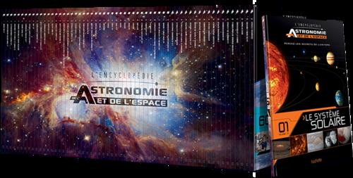 N° 1 L'encyclopédie de l'astronomie et de l'espace - Lancement