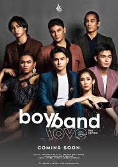 BoysBand Love The Série