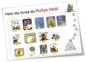 Rallye-lecture - Noël  ( CE1 - CE2)