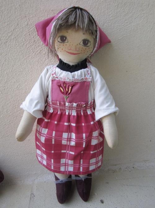 poupées de chiffon