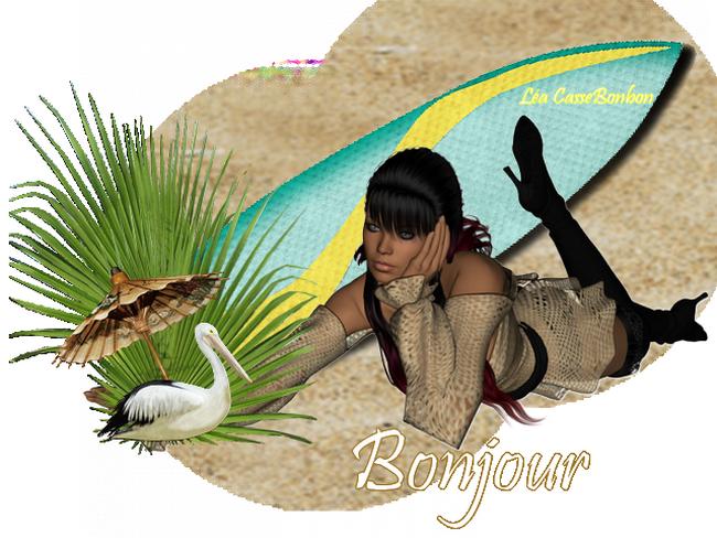 Bjr by léa cassebonbon