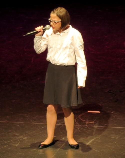Un grand Concours de chant a été organisé par la MJC Lucie Aubrac
