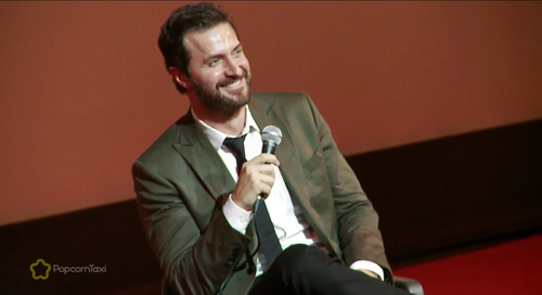Richard Armitage PopCorn Taxi