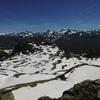 Du Garmo de Izás (2515 m), Lurien, Balaïtous et Infiernos