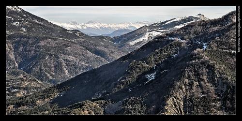 Pays du Bochaine, le début de la Haute Provence