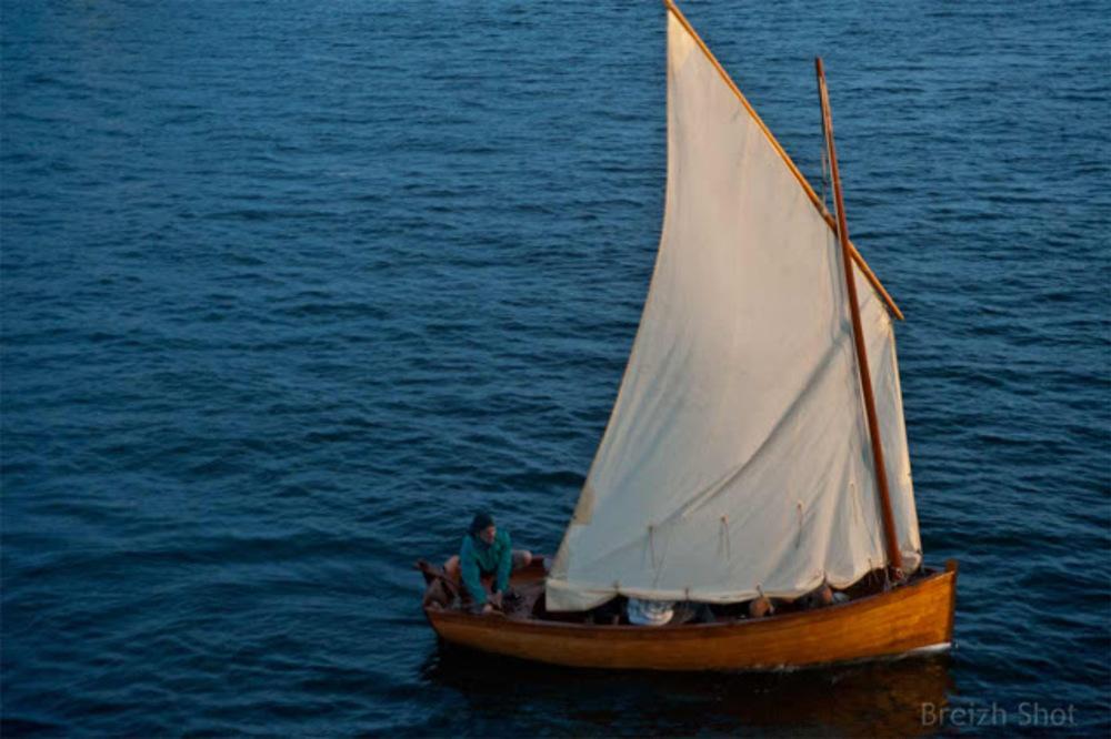 Brest : Il était un mini-voilier