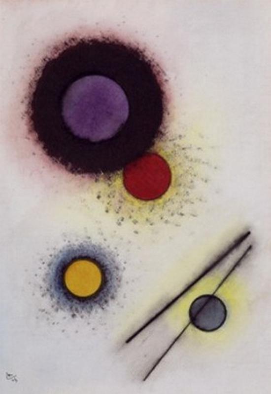 Wassily Kandinsky, Sans titre, 1923