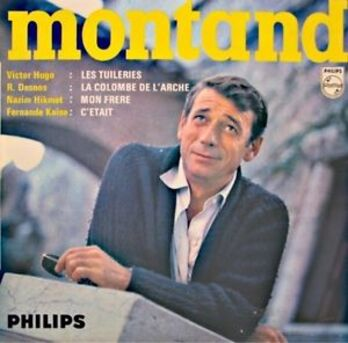 Yves Montand, 1965