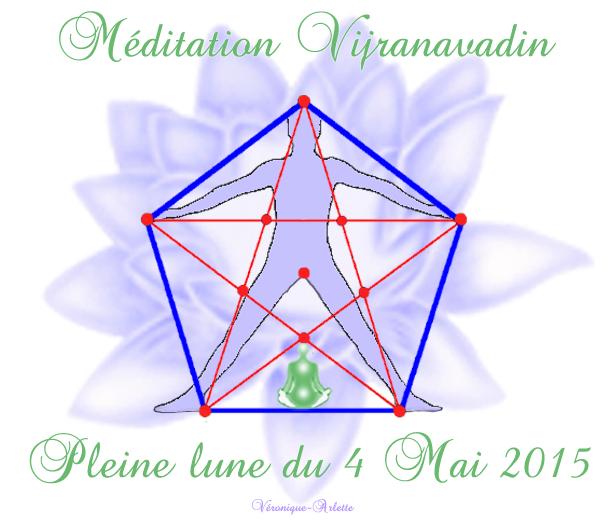 Méditation Vijranavadin Avril 2015 (4 mai)