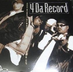 4 DA RECORD (EX B.A.D) - CAN'T CALL YOU UP (1998)