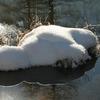 Caillou de neige