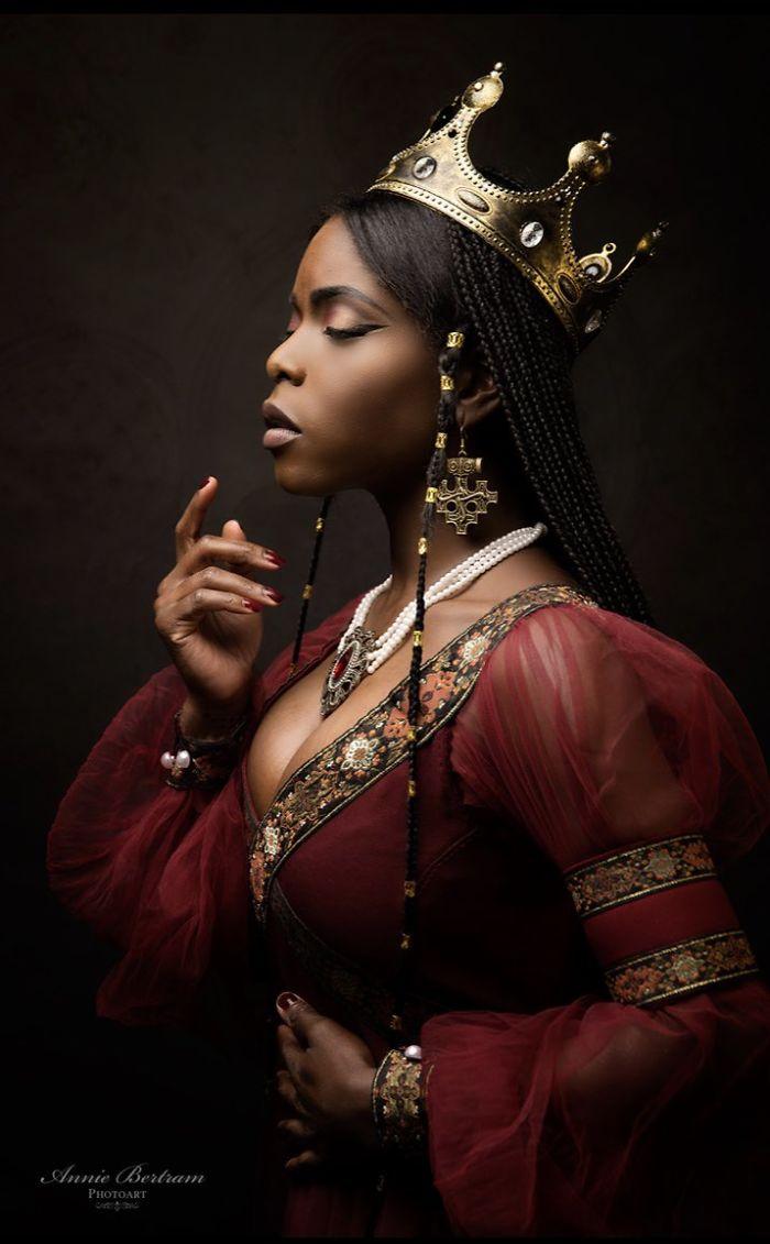Un utilisateur de Twitter célèbre les femmes noires dans la photographie fantastique