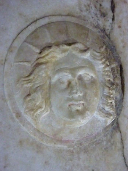 Jour 10 - Shipka - Tombeau thrace de Seuthus III détail po