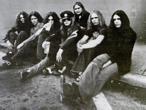 groupe rock Lynyrd Skynyrd prémonition