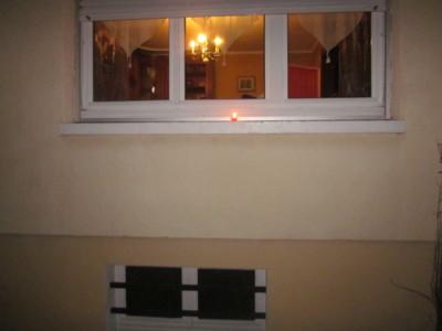 Blog de arlette1941 : PARLER DE TOUT ET DE RIEN, une bougie sur ma fenêtre