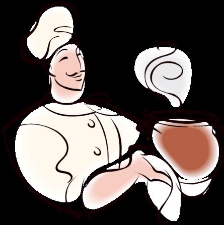 Tubes vectoriel cuisine
