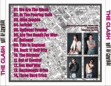 La Saga du Clash- épisode 36 - Out of Control Tour US Part 1 et UK