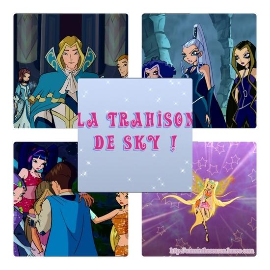 Episode 8 - La Trahison de Sky