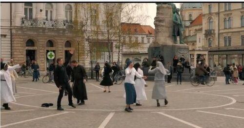 VIDÉO - Vie consacrée : Flash Mob 2015, Slovénie - Aleteia