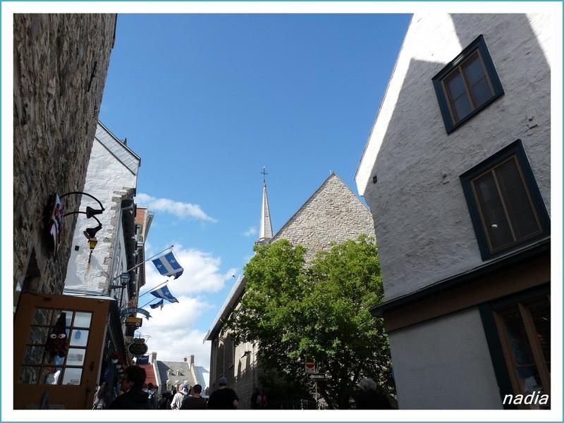 Le vieux Québec, place Royale.(1)