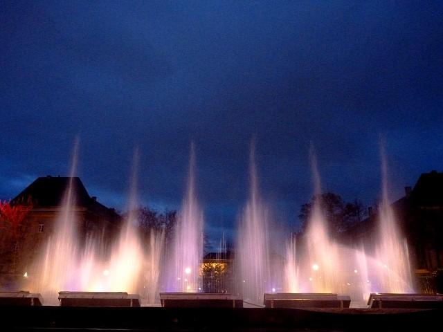 Metz les fontaines Symphoniques 15 Marc de Metz 26 12 2012