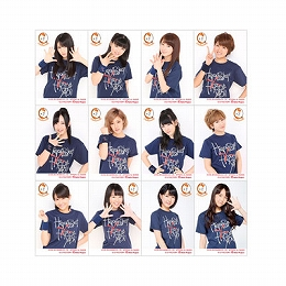 Goodies pour le Hello! Project Yaon Premium Live ~Soto Fest~ (17.05.13)