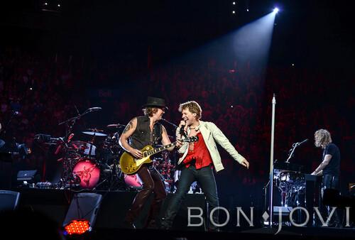 bonjovi photos de Montréal 2013