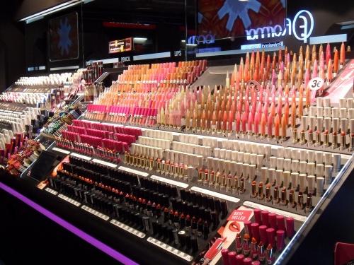 FLORMAR : Quelques adresses pour faire des achats makeupistos à Barcelona 3/4