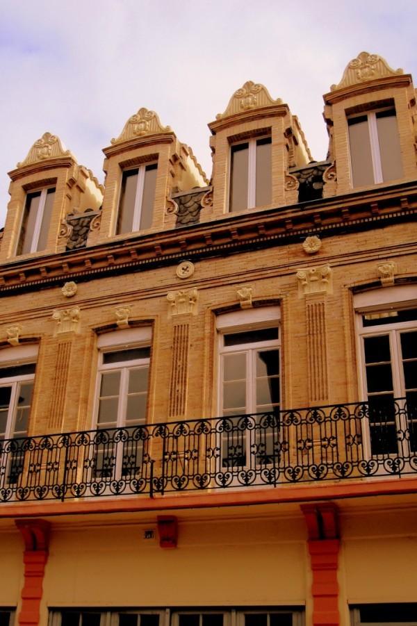 N10 - Haut de façade