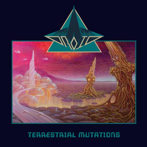 Droid - Terrestrial Mutations (2017)