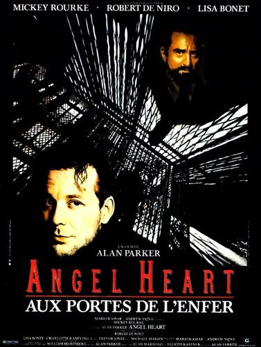 ANGEL HEART AFFICHE