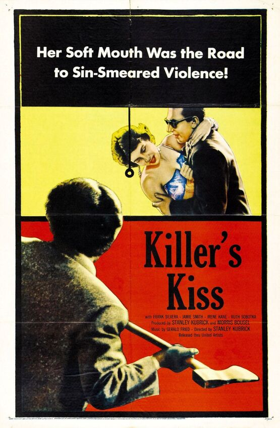 [Critique] Killer's Kiss (Le Baiser du tueur)