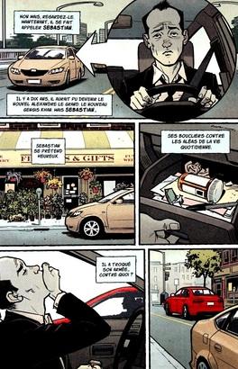 """Fight Club 2 """"Comics BD"""""""
