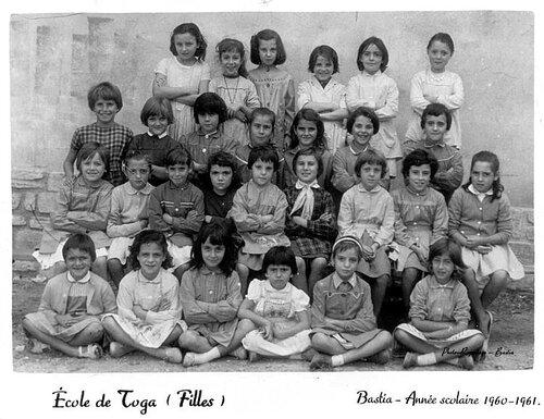 Photo de classe! 1960