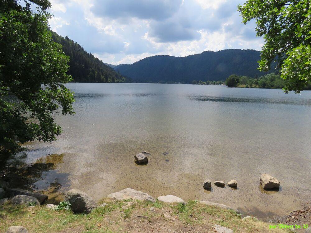 le lac de Xonrupt-Longemer