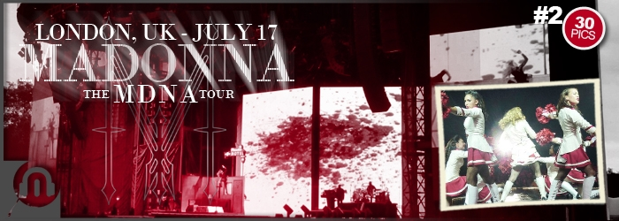 The MDNA Tour - London UK - Pictures 2