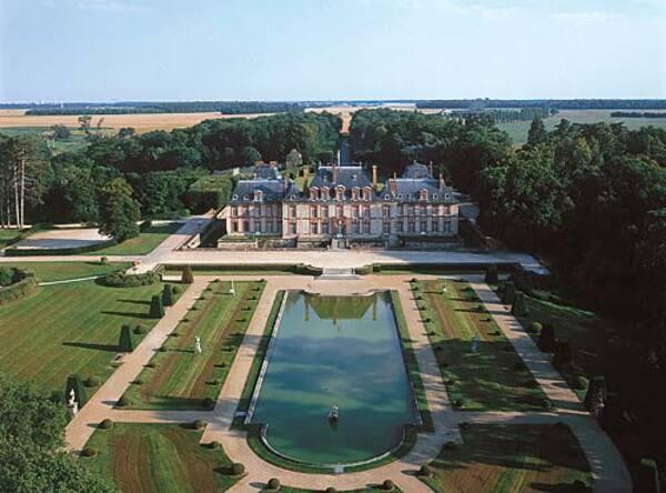 Le château de Breteuil dans les Yvelines (3ème partie)