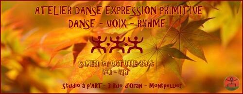 ★ La Danse Expression Primitive