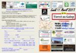 La Brochure de Tiercé au Galop