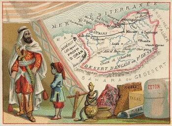 chromo Province d'Oran