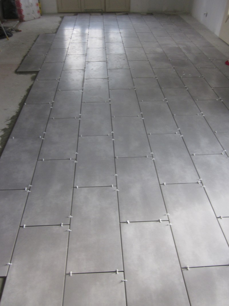 Poser du carrelage en quinconce for Carrelage 60x30
