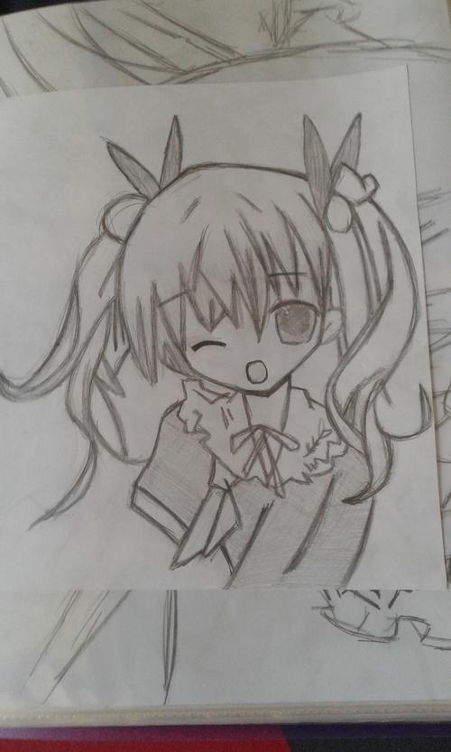 Mon amour pour le dessin !