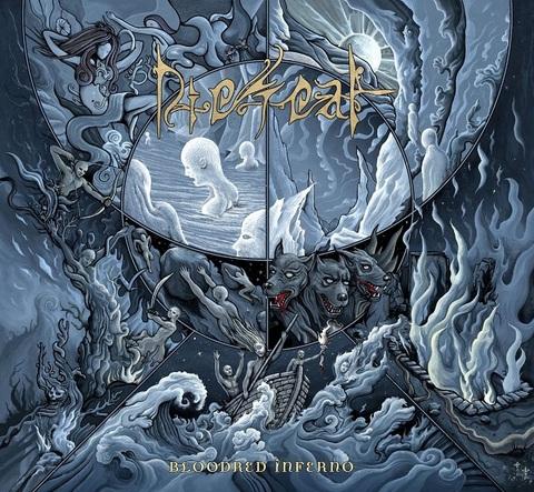 "DIESEAR - Les détails du nouvel album BloodRed Inferno ; Clip ""BloodRed Inferno"""