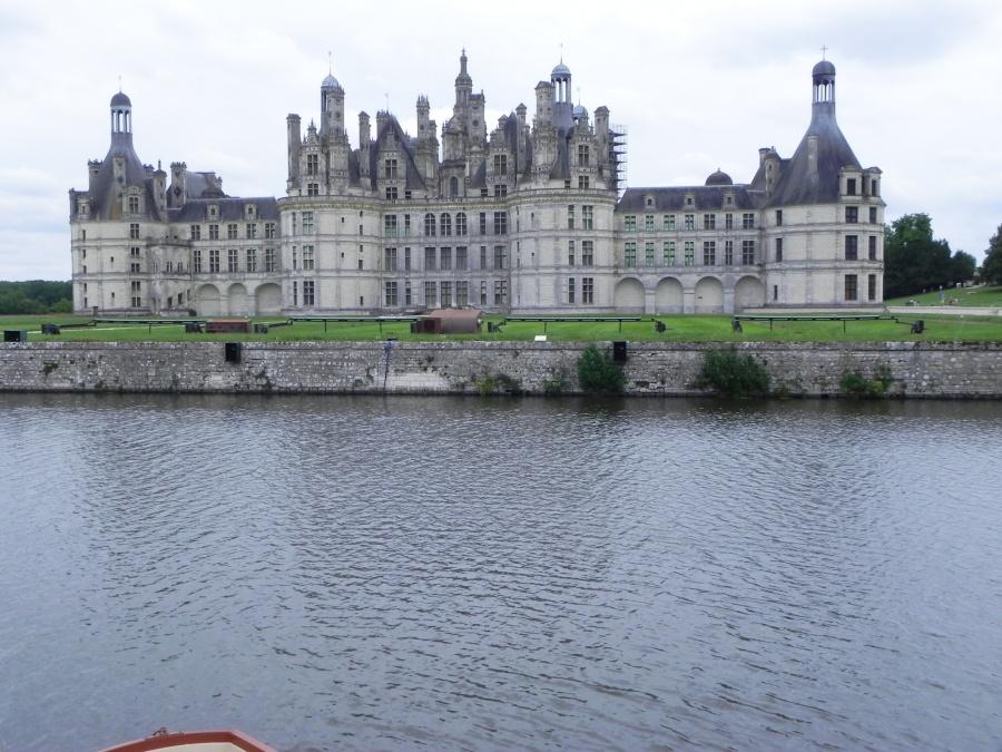 Chambord - dept du Loir et Cher
