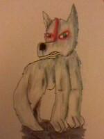 commandes 1 : loup pour Plume de ténèbres