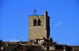 Montblanc village languedocien